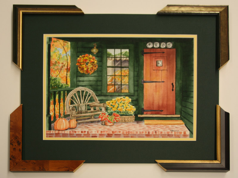 Picture Yourself Custom Framing Gallery